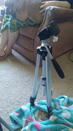 Stirs camera/ camcorder stand. Fully adjustable for Sale in Virginia Beach, VA
