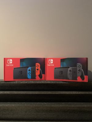 Nintendo Switch V2 Model! New In Box! for Sale in Columbia, MD