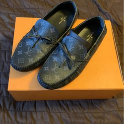 Louis Vuitton Arizona Moccasin Loafers Size 12 US for Sale in Lynwood,  CA