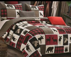 New King size cabin quilt for Sale in Minocqua, WI