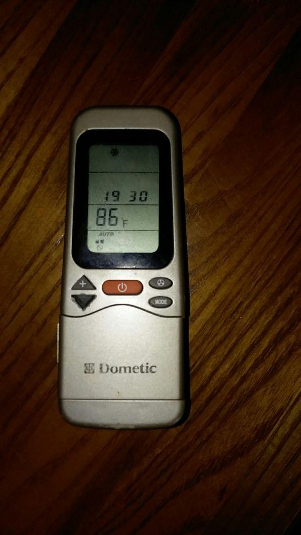 Dometic remote ac for 2005 monata camper