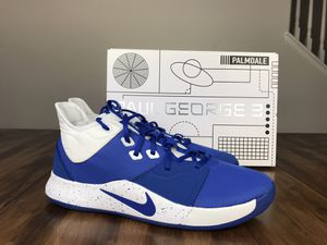 Nike PG 3 TEAM basketball shoes MENS SIZE 12 CN9512-405 for Sale in Chula Vista, CA