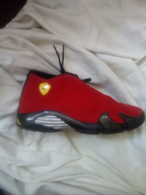 Jordan 14 Ferrari for Sale in Denver, CO