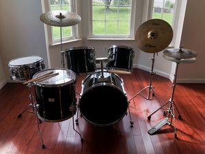 Tama Six Piece Drum-Set for Sale in Dunkirk, MD