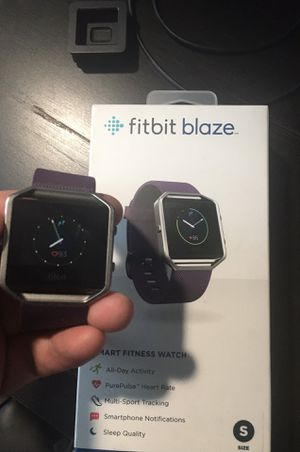 Fitbit Blaze Size Small with charger for Sale in San Diego, CA