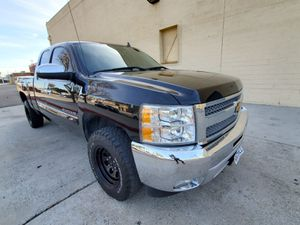 2012 Chevrolet Silverado extended cab for Sale in South Gate, CA