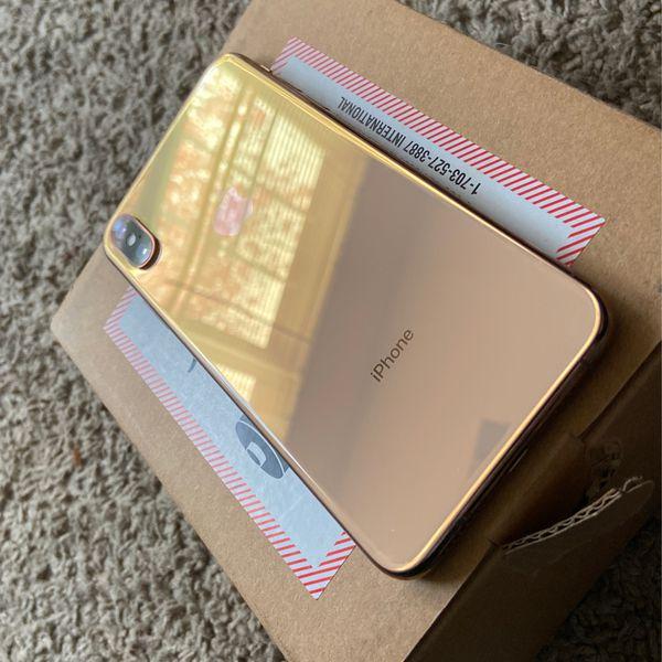iPhone Rose Gold Xs Max