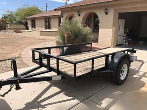 Nice Heavy Duty trailer for Sale in Glendale, AZ