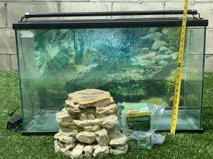 Turtle/Fish Tank/Aquarium for Sale in Alhambra, CA