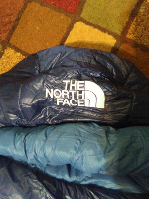 The North Face cat's meow 20 sleeping bag for Sale in Bloomington, IN