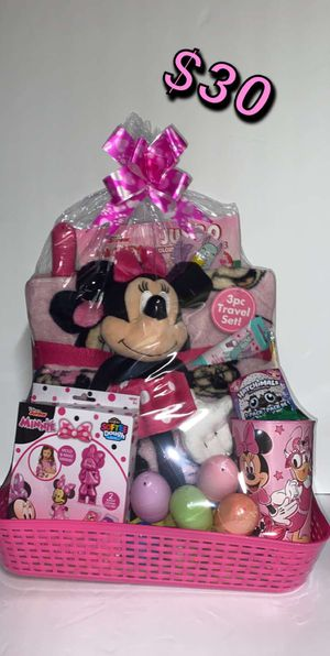 Minnie Easter Basket for Sale in Miami, FL