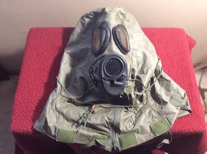Military Full Face Gas Mask for Sale in Park Forest, IL