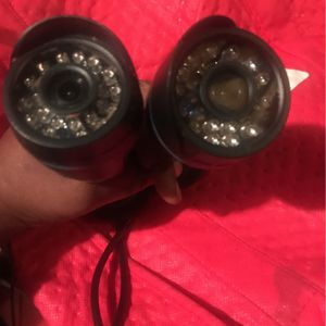 2 WANSVIEW Surveillance Camera 1080P $50 For Both for Sale in Atherton, CA