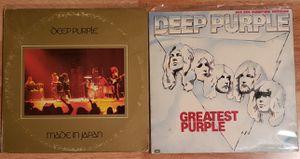 Vinyl Record Lot - Deep Purple for Sale in Murphy, TX
