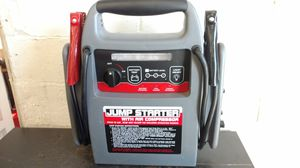 New Jump starter with air compressor for Sale in East Brunswick, NJ