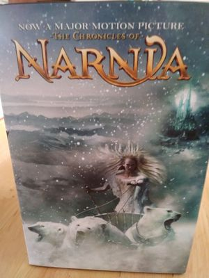 The Chronicles of Narnia - 7 Books. $10 for Sale in Fresno, CA