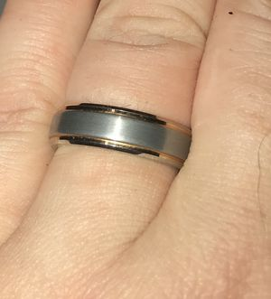 Men's wedding band & women's promise/engagement ring for Sale in Pittsboro, NC