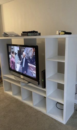 TV stand and bookshelves for Sale in Tampa, FL