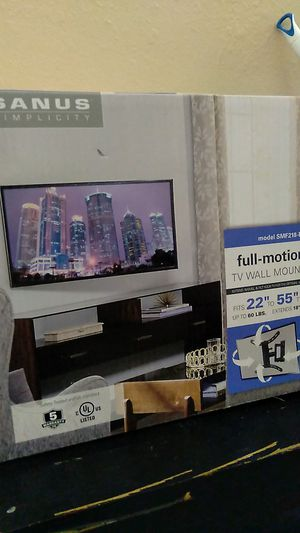 Tv Wall Mount 22 to 55 inch for Sale in Kennedale, TX