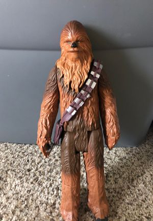 Chewbacca action figure collectible for Sale in Santa Susana, CA