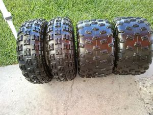 :)) ATV :)) TIRES ONLY great condition for Sale in Chino, CA