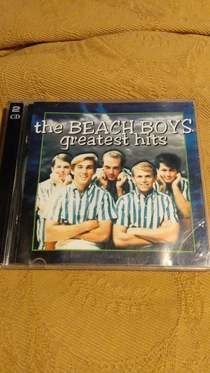 Two CD The Beach boys greatest hits 👀hard to find 👀 for Sale in Sacramento, CA