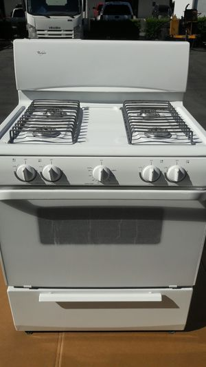 """Whirlpool gas stove 30"""" for Sale in Anaheim, CA"""