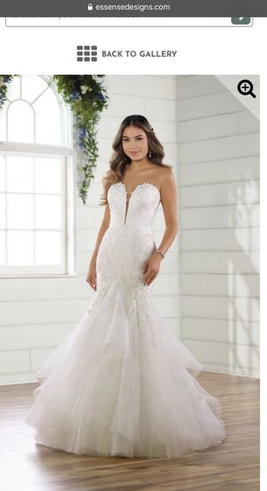 Essence Wedding Dress. for Sale in Pittsburg, CA