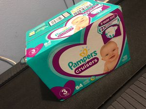 Pampers Cruisers for Sale in Dallas, TX
