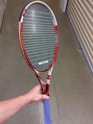 Dunlop Three Hundred Tennis Racket, 4 3/8 Grip for Sale in Dublin, OH