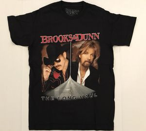 Brooks & Dunn 2006 The Long Haul concert T-shirt Size small for Sale in Mentor, OH