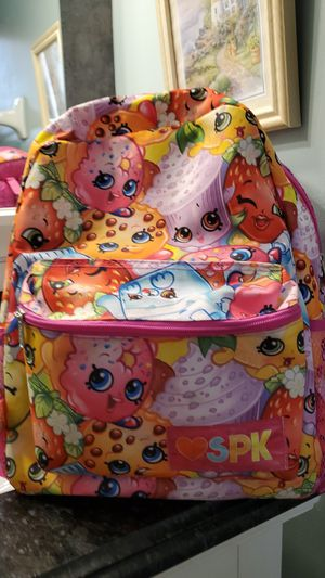 Backpack shopkins + free toys for Sale in Miami, FL