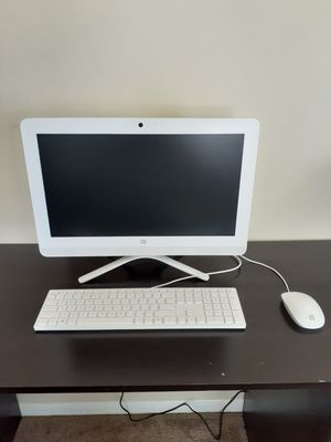 Brand New HP 20in All-In-One Computer for Sale in Grove City, OH