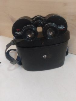 WWll Binocular, No 72480, 7x 35, Extra Wide Angle, Field 11 Degrees, Fully Coated Optic for Sale in Great Falls,  MT