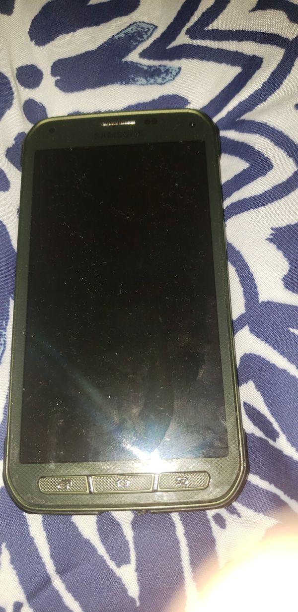 Samsung Galaxy S5Active Waterproof UNLOCKED $100OBO
