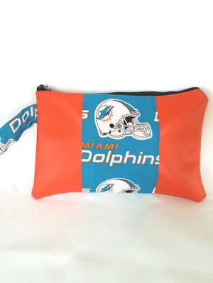 Miami Dolphins Clutch Purse for Sale in Atlanta, GA
