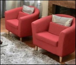 Fabric chair for Sale in Norcross, GA