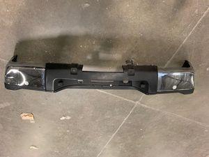 2009 Chevy Silverado 2500 rear bumper assembly for Sale in Corona, CA