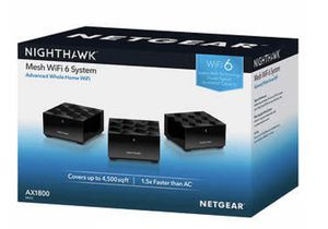 Brand new NETGEAR NIGHTHAWK Whole House Mesh WiFi 6 for Sale in Chino, CA