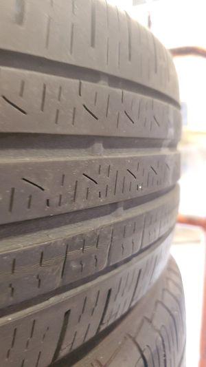 3X VW Rims with tires 205/55 R16 91H M+S for Sale in El Cajon, CA