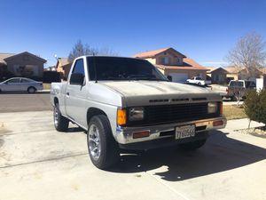 Nissan Hardbody 1987 for Sale in Victorville, CA