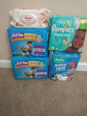 Diapers for Sale in Lawrenceville, GA
