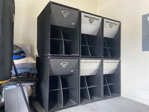 Cerwin Vega subs And power amps for Sale in Winter Park, FL