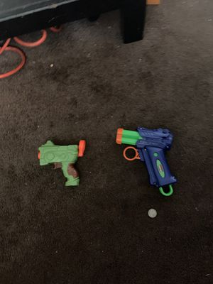 Small nerf guns for Sale in Pasadena, CA