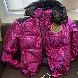 Moncler Palm Angels Coat for Sale in Arlington, VA