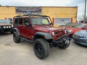 2010 Jeep Wrangler Unlimited for Sale in Woodford, VA