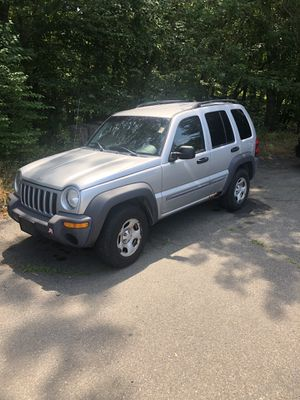 2004 Jeep Liberty Sport AWD for Sale in Milford, CT
