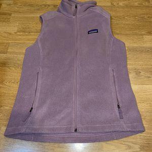 Patagonia Synchilla M Purple Vest for Sale in Portland, OR