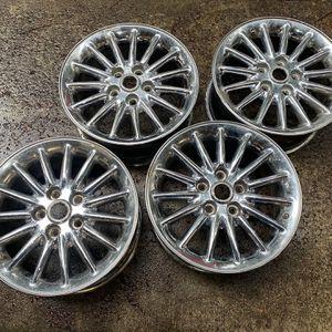 Free - 16in Wheels - Dodge Nitro for Sale in Ravensdale, WA