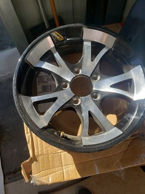 4 rim's 15 for TRAILERS for Sale in Riverside, CA
